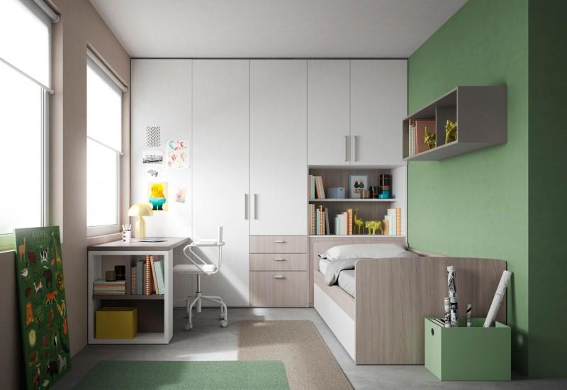 Camerette mistral design e ricerca studio casa group for Camerette design